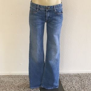 Abercrombie Bootcut Jeans size 4!